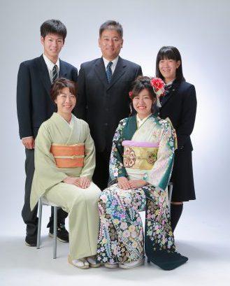 お客様振袖ギャラリー ( 甲府市 ななちゃん )